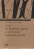 G.E.Hoernes- Úvod do Booleovy algebry a navrhováni logických obvodů