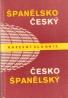 kolektív: Španělsko Český/ Česko Španělský slovník