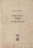 Rudolf Jurkovský- Analytická chémie pro hutníky, horníky a geology