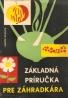 V.Buchta- Základná príručka pre záhradkára