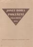 Josef Hora- Pokušení fragment