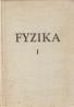 D.Ilkovič- Fyzika I