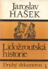 Jaroslav Hašek- Lidožroutská historie