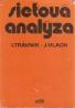 I.Trávnik- Sieťová analýza