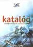 kolektív- Katalóg elektronických súčiastok 2001/2002