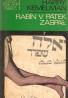 H.Kemelman- Rabín v pátek zaspal