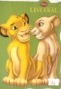 Walt Disney- Leví král