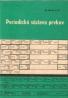 M.Marko- Periodická sústava prvkov