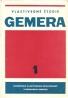 kolektív- Vlastivedné štúdie Gemera I-II