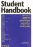 kolektív- Student Handbook