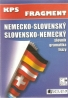 kolektív- Nemecko-Slovenský, Slovensko-Nemecký vreckový slovník
