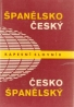 kolektív- Španělsko- Český / Česko- Španělský kapesní slovník