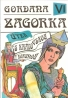 Marija Jurič Zagorka- Gordana IV / útek s kráľovskou korunou
