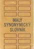 kolektív- Malý synonymický slovník
