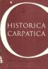 kolektív- Historica Carpatica 9/1978