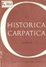 kolektív- Historica Carpatica 3/1972