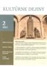 kolektív- Kultúrne dejiny 2 / 2013