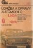 Vladislav Tůma: Údržba a opravy automobilů Lada a Niva