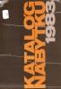 kolektív- Katalóg nábytku 1983