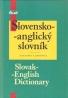T.Langová:  Slovensko-Anglický slovník