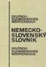 kolektív: Nemecko-Slovenský slovník