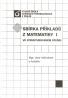 L. Heřmánek- Sbírka příkladů z matematiky I ve strukturovaném studiu