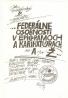 Ján Kaľavský- Federálne osobnosti v epigramoch a karikatúrach
