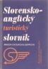 M. Šaturová- Slovensko - Anglický / Anglicko - Slovenský turistický slovník