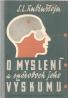 S.L. Rubinštejn- O myslení a spôsoboch jeho výskumu