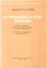 kolektív- Autorehabilitační sestava
