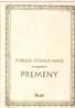 Publius Ovidius Naso- Premeny