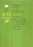 M.Rypák- Rastové regulátory, odpočinok a klíčenie semien drevín