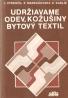 I.Vyskočil- Udržiavame odev, kožušiny, bytový textil