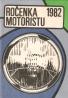kolektív- Ročenka motoristu 1982