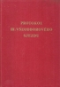 kolektív- Protokol III. všeodborového sjezdu ROH