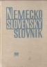 A. Sandany a kolektív autorov: Nemecko-Slovenský slovník