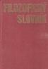 I.T.Frolov- Filozofický slovník