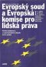 Jan Čapek- Evropský soud a Evropská komise pro lidská práva