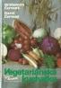 Červená- Vegetariánska kuchařka