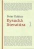 Peter Kubica- Kysucká literatúra 1