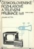 E. Kottek-Československé rozhlasové a televizní přijímače I. a II.  1946 až 1964