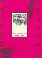 Honoré de Balzac: Rozmarné poviedky