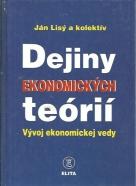 Ján Lisý a kolektív: Dejiny ekonomických teórií