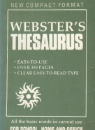 Kolektív: Webster's Thesaurus