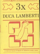 Giorgio Scerbanenco: 3 x Duca Lamberti