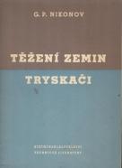 G.P. Nikonov: Těžení zemin Tryskačí