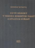 Rudolf Kvapil: Nové názory v teorii horských tlaku a dulnich otřesu
