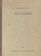 Josef Ryšavý: Geodesie