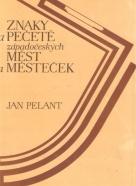 Jan Pelant: Znaky a pečetě západočeských měst a městeček
