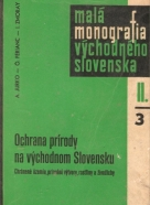 Kolektív autorov: Malá monografia východného Slovenska II/3